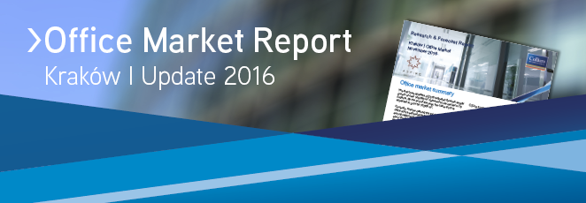 Kraków Office Market Report 2016